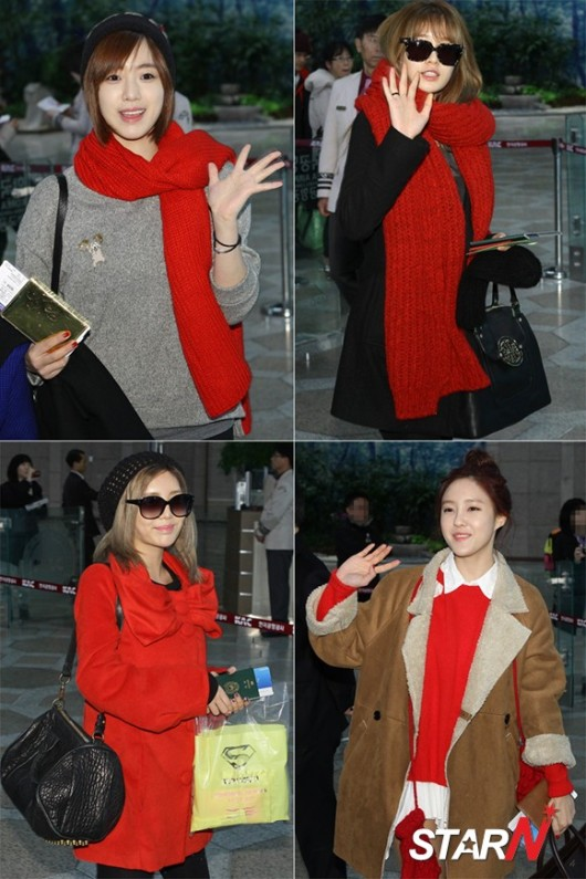 t-ara airport pictures to japan december 24 2012 (24)