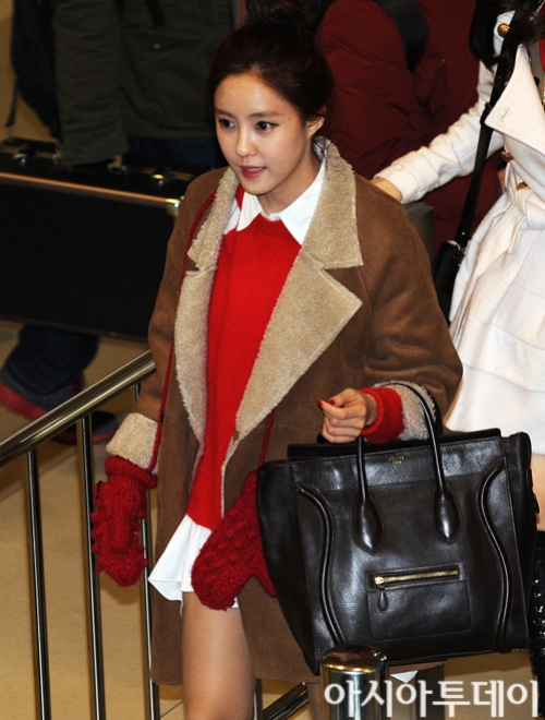 t-ara airport pictures to japan december 24 2012 (6)