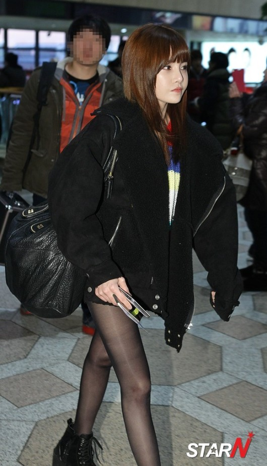 t-ara airport pictures to japan december 24 2012 (9)