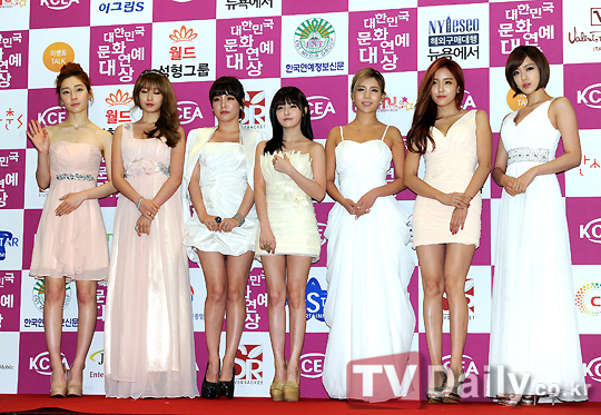t-ara at 20th Korea cultural entertainment Awards pictures (1)