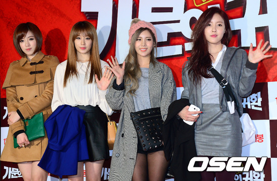 t-ara at marrying the mafia 5 vip premiere pictures (28)