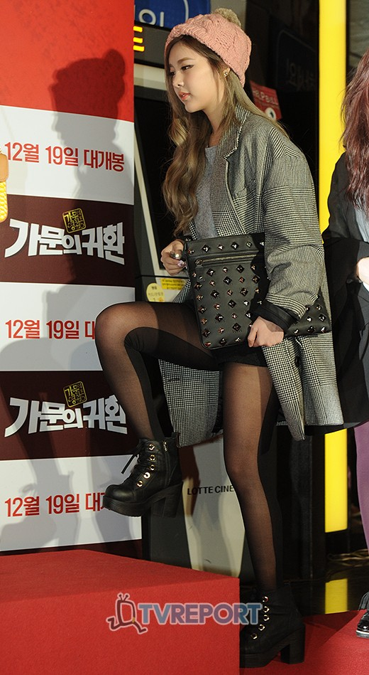 t-ara at marrying the mafia 5 vip premiere pictures (6)