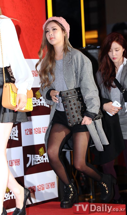 t-ara at marrying the mafia 5 vip premiere pictures (9)