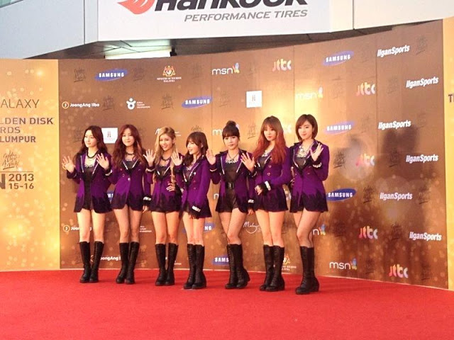 t-ara 27th golden disk awards