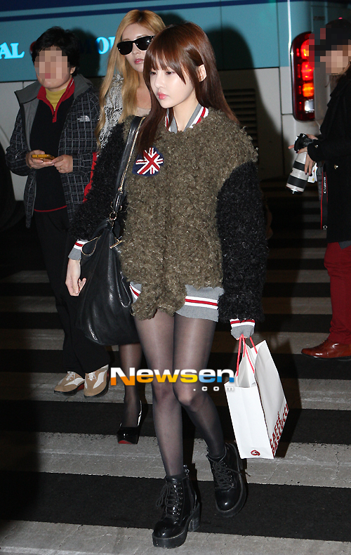 t-ara arrival in Korea pictures (13)