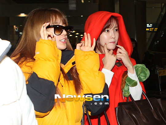 t-ara arrival in Korea pictures (2)