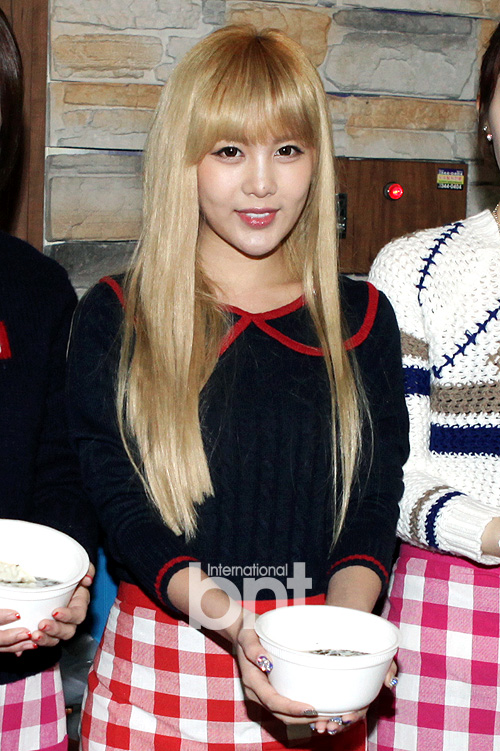 snsd gibalhan chicken event pictures (10)