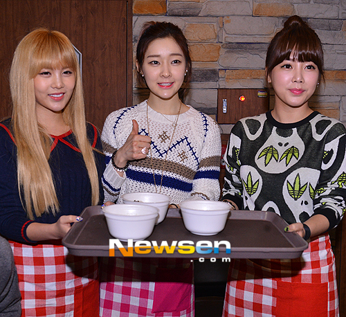 snsd gibalhan chicken event pictures (14)