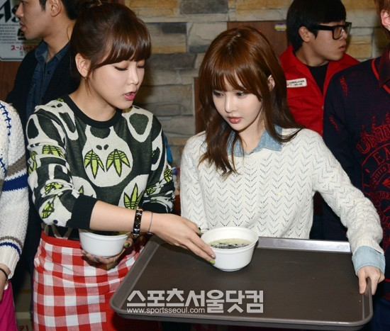 snsd gibalhan chicken event pictures (16)