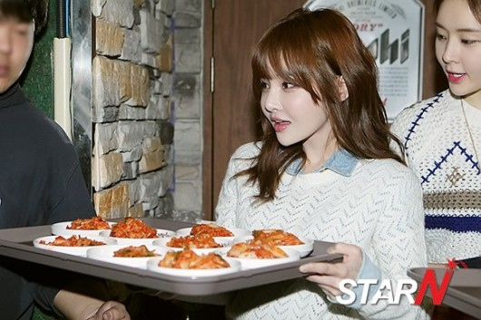 snsd gibalhan chicken event pictures (4)