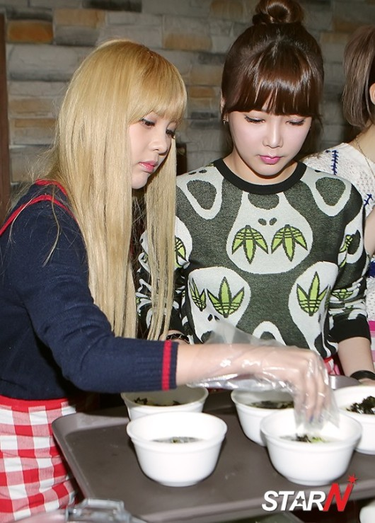 snsd gibalhan chicken event pictures (5)
