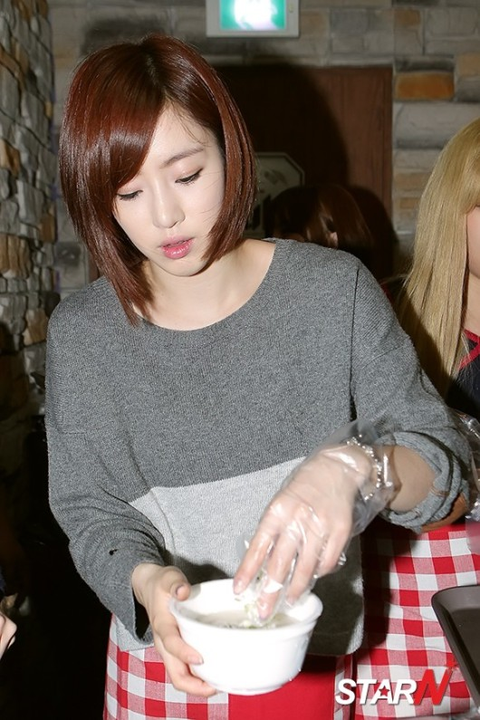 snsd gibalhan chicken event pictures (6)