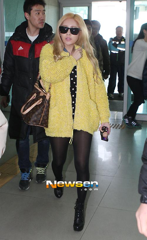 t-ara at airport (2)