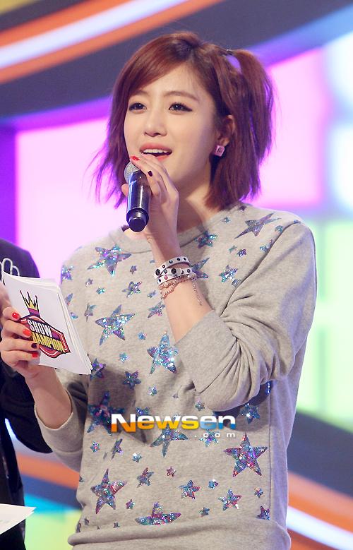 t-ara eunjung show champion pictures (1)