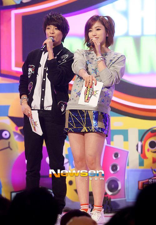 t-ara eunjung show champion pictures (3)