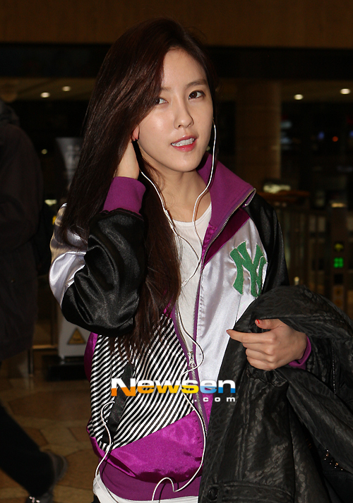 t-ara hyomin goes to Japan for JINX (5)