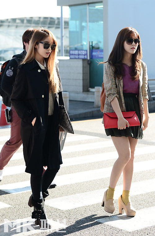 t-ara airport pictures to bangkok (10)