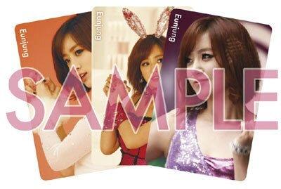 t-ara bunny style photo cards (5)