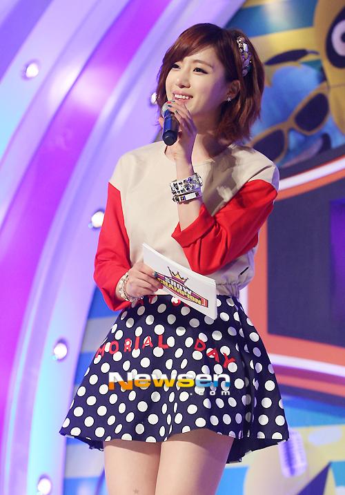 t-ara eunjung mbc show champion cuts (2)