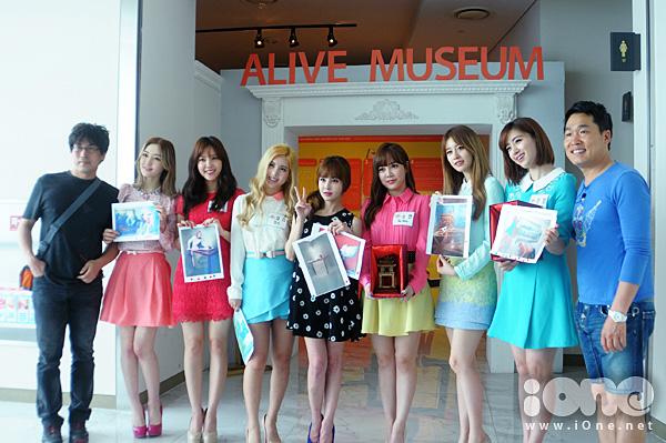 t-ara vietnam alive museum (1)