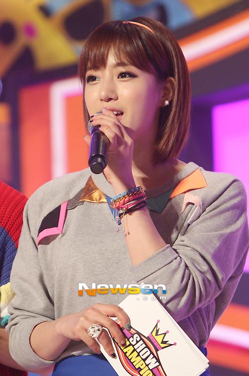 t-ara eunjung show champion (3)