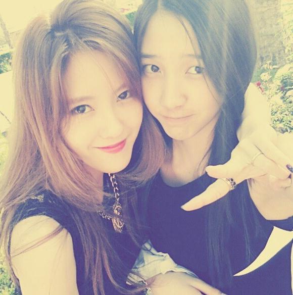 dani and hyomin