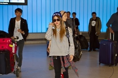 t-ara arrival in los angeles (3)