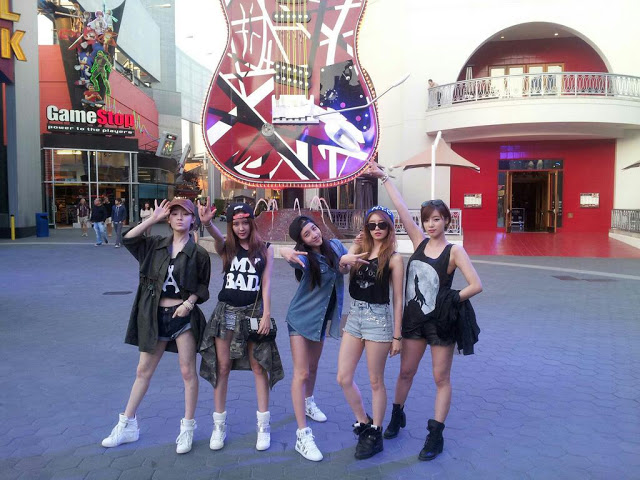 t-ara in los angeles (2)