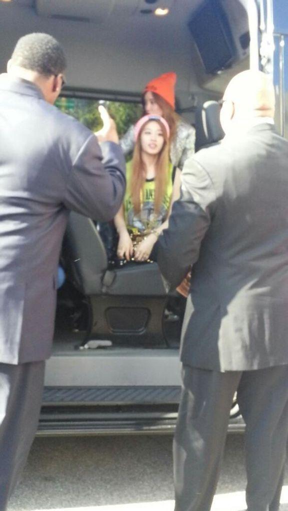 T-ara N4 in Los Angeles