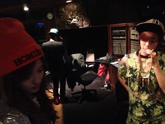 t-ara on studio (2)