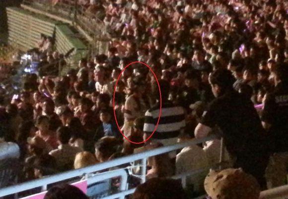 t-ara at snsd concert (3)