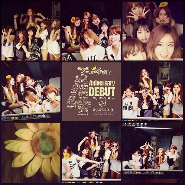 t-ara 4th anniversary