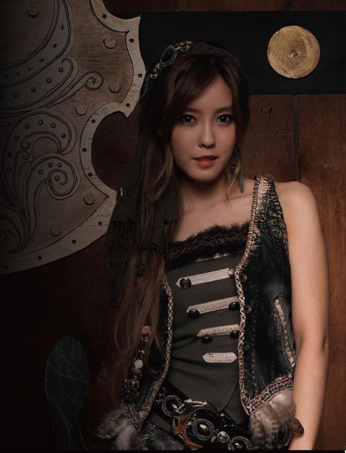 t-ara hyomin treasure box concept pictures