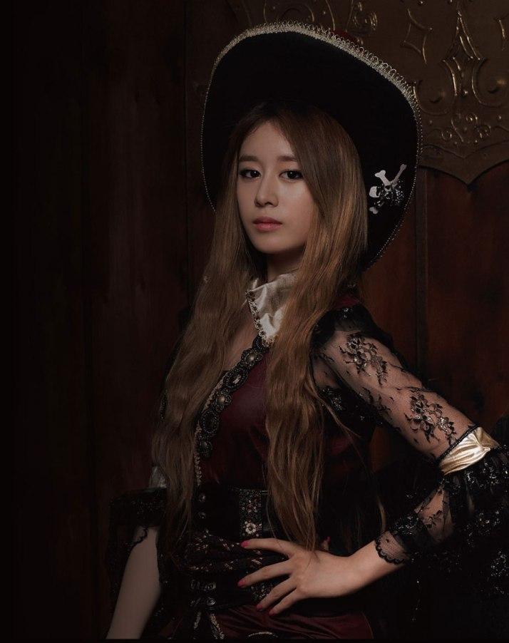 t-ara jiyeon treasure box concept pictures